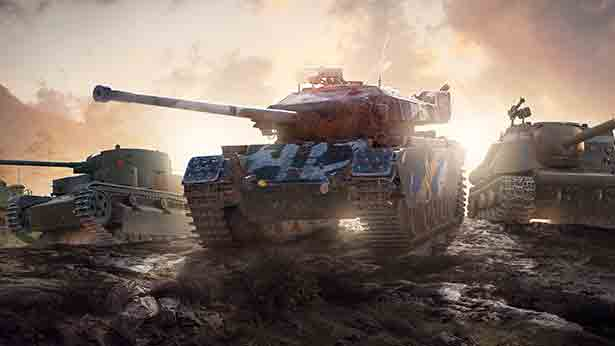 Special and In-Game Events | News | World of Tanks | World