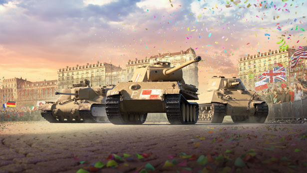 報酬 戦車 遭遇したら要注意! 危険な戦車の攻略法(WoT連載第13回)