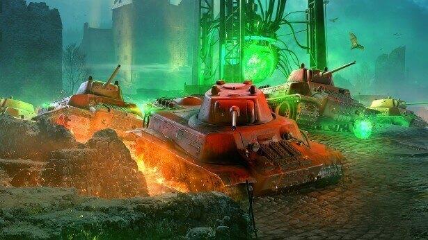 World of Tanks — Game Online Miễn phí