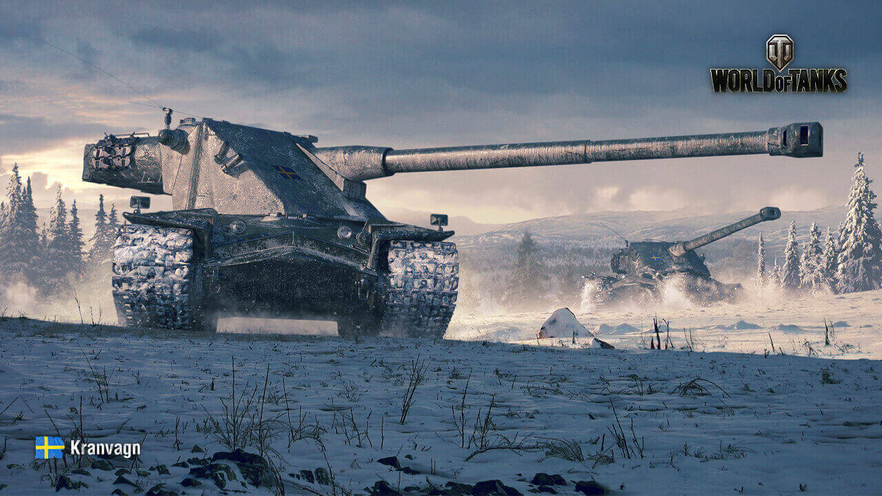 january 2017 wallpaper: kranvagn | tanks: world of tanks media, best