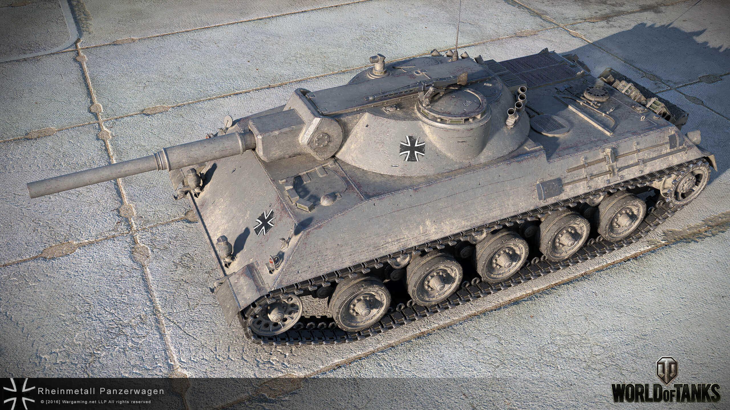 Light Tanks Revision: Germany | General News | News | World
