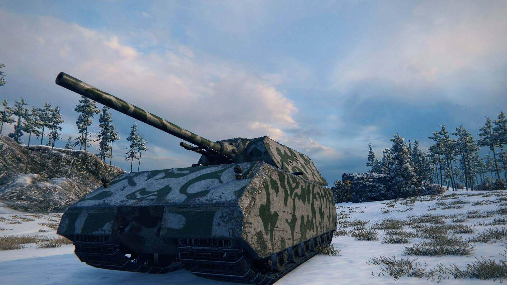 Живые обои на рабочий стол танки из world of tanks 7