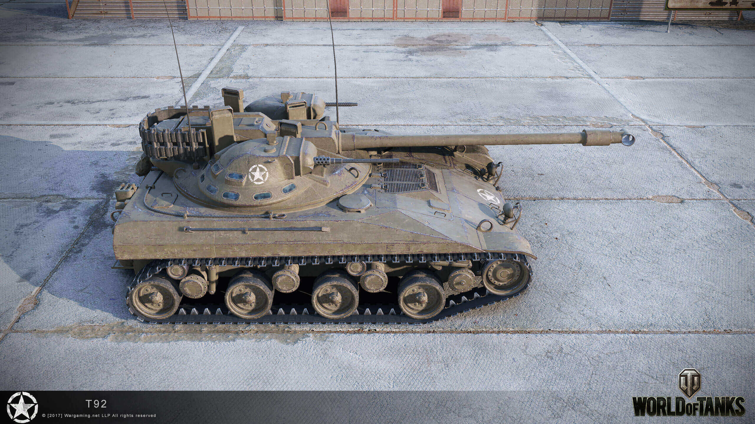 World Of Tanks Wiki T92 ✓ How to