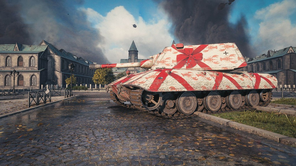 World Of Tanks Christmas Styles 2021 Holiday Ops 2020 Let The Festive Specials Begin