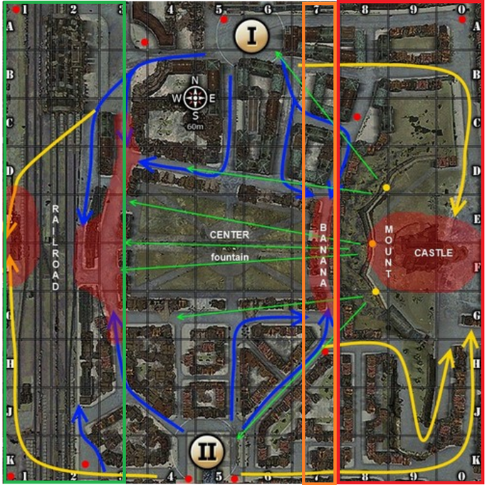 cabal online map part guide