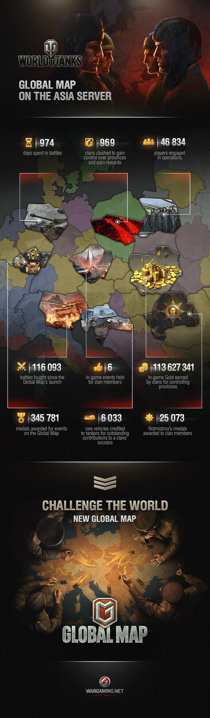 Clan wars global map 1 infographics clan wars news world of while we proceed with the invasion and occupation of provinces take a moment to remember your achievements in the original global map with the aid of this gumiabroncs Images