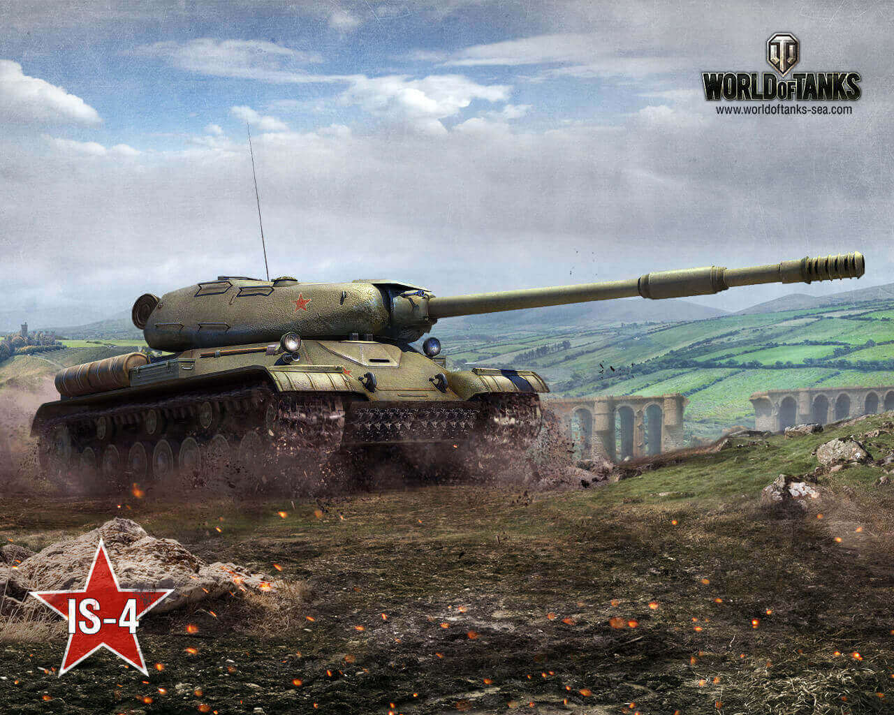 IS-4 Posters