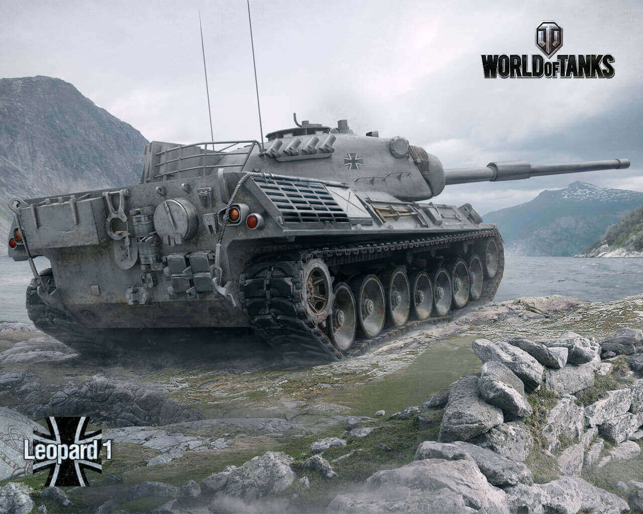 July Posters: Leopard 1