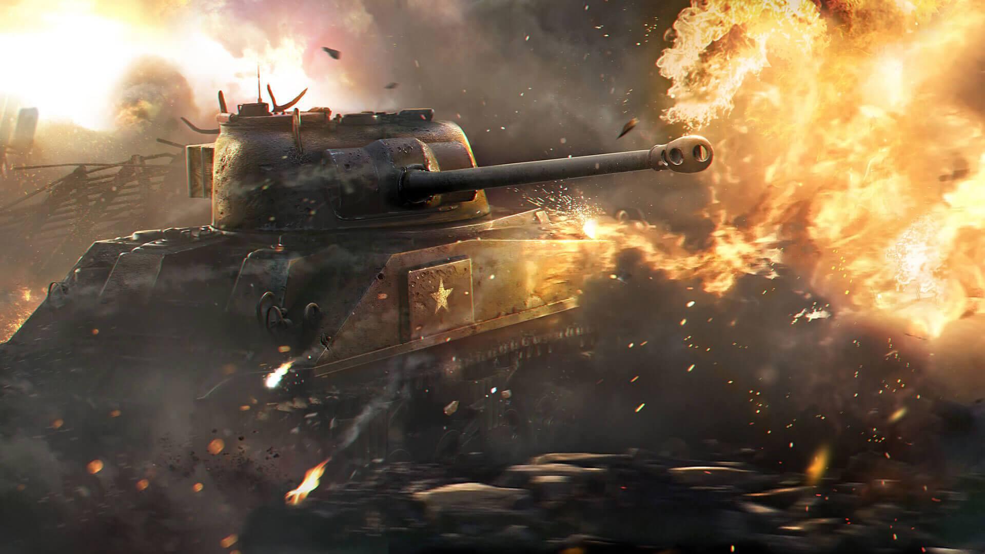 WoT Asia — Free Online Tanks Game